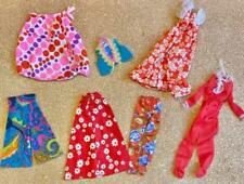 lot 7 mod BARBIE clothes GROOVIN GAUCHO Sears Tricot BEST BUY sleeper & more
