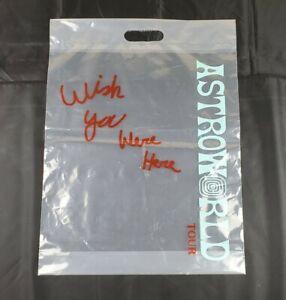 Travis Scott Astroworld Tour Merchandise Bag