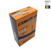 Continental Tubo Interior Bicicleta Cross 28 700 32 47 Presta 60mm Ciclo Valve