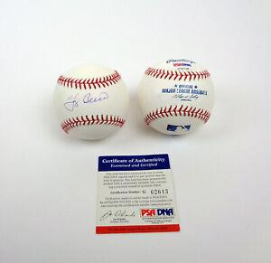 Yogi Berra NY Yankees Signed Autograph MLB Baseball PSA/DNA COA