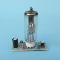 1Set Magic Eye Tube 6E2 EM84 VU Meter Audio Level Indicator Board + 6E2 tube