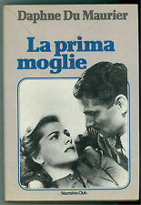 DU MAURIER DAPHNE LA PRIMA MOGLIE  EUROCLUB 1981 CINEMA