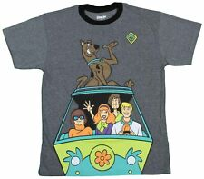 Scooby Doo Mens Shadow Ghost Sweatshirt