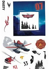 Disney planes glow in the dark wall stickers