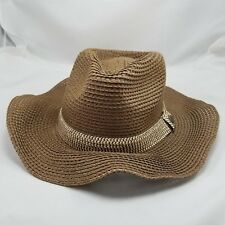 c02f0a96d3461 Outdoor Research Women s Hat Size L XL Straw Cira Cowboy NWT