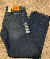 Levi's 505 Regular Fit Straight Jeans Men's Many Sizes 505-2765 MSRP $59.50