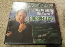 How to Win in the Game of Prospecting by Todd Falcone - 6 Cd Set - New
