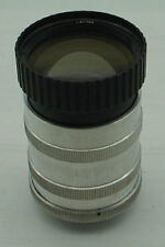 Soviet Projection 1.8/100mm MMZ Helicoid lens with M42 screw mount EXC.