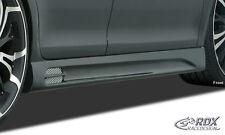 RDX Seitenschweller Opel Astra J Seiten Schweller Spoiler Set aus ABS RDSL178