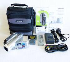 Panasonic NV-GS320 3CCD MiniDV Camcorder, Ideal für Digitalisierung, Urlaub