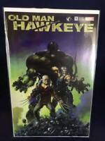 Old Man Hawkeye #1 (Of 12) Clayton Crain Variant (Marvel 2018) - VARIANT BLOWOUT