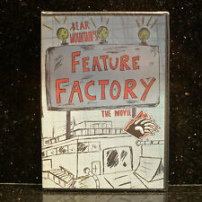 Bear Mountain's Feature Factory The Movie (DVD, 2012) Snowboard Redbull Gopro