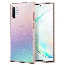 Liquid Crystal Glitter Disenado Para Samsung Galaxy Note 10 Plus Case / Gala
