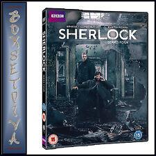 Sherlock Series 4 - DVD Region 2