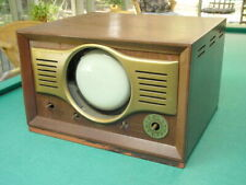 "Vintage 1940's Automatic 709 7"" Table Top Tv for Parts and Repair"