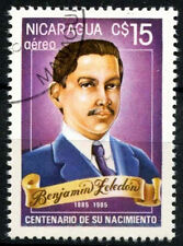 Nicaragua 1985 SG#2698 Benjamin Zeledon Cto Used #A84707
