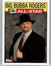 2016 WWE Heritage NWO/WCW All Star #9 Big Bubba Rogers