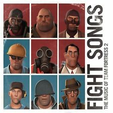 VALVE STUDIO ORCHESTRA - FIGHT SONGS: THE MUSIC OF TEAM FORTRESS 2 - NEW CD