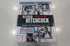"""Brand New"" Alfred Hitchcock: The Essentials Collection - Bluray - Region ABC"