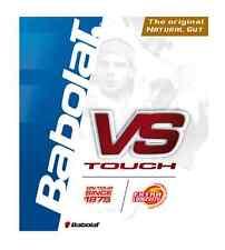 BABOLAT VS TOUCH 16 natural gut tennis racquet string Authorized Dealer