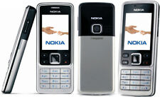 SIMPLE NOKIA 6300 CHEAP MOBILE PHONE - UNLOCKED WITH A NEW CHARGAR AND WARRANTY