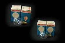 5x alte Glühbirne Glühlampe Leuchtmittel Auswahl E14 NARVA - 5 Stück