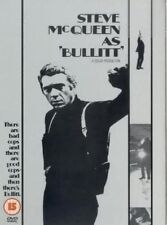 BULLITT STEVE McQUEEN ROBERT DUVALL VAUGHN WARNER UK REGION 2 DVD L NEW