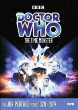 Doctor Who: The Time Monster [New Dvd] Full Frame, A