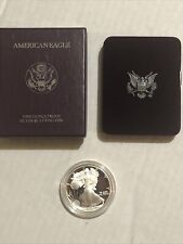 1991-S Silver Eagle Proof