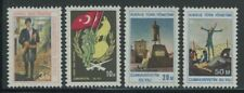 Turkish Cyprus 1974 First Definitive set Sc# 1-7 NH