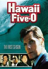 Hawaii Five O First Season 0097368891647 With Jack Lord DVD Region 1
