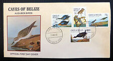 Birds Belizean Stamps (1973-Now)