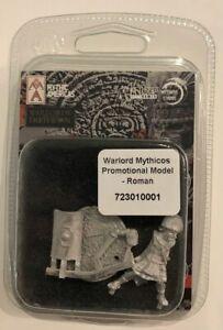 Mythic Americas: Mythicos Promotional Model Roman