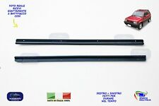 Battitacco Fiat Panda Batticalcagno DX SX Coppia 141 141A Nero kit set 2 tacchi