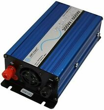 AIMS Power 300W Pure Sine Wave Inverter 12 Volt Includes Cables PWRI30012S