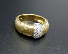 or Diamond Wedding Band Ring New Designer 14k Right Hand