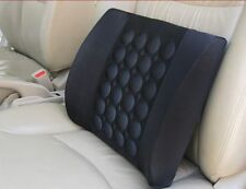 Posterior Lumbar la postura de apoyo coche eléctrico Cojín De Masaje Almohada