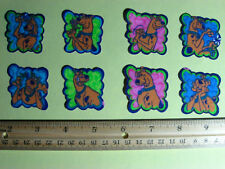 Scooby-Doo  Fabric Iron Ons Appliques  ( style #5 )