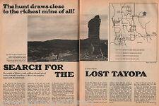Mexico & Search For The Lost Tayopa Mine:Custard,Dobie,Dorr,Ferguson,Flipper,Orr