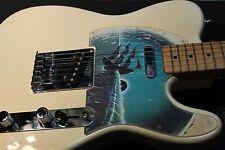 """Vintage Album Art LP Clear Pickguard Fender Telecaster Tele """"Point Know Return"""""""