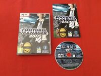 FOOTBALL MANAGER 2011 PC DVD-ROM MAC PAL FR COMPLETE