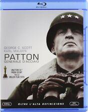 Blu-ray *** PATTON GENERALE D'ACCIAIO *** Fuori Catalogo