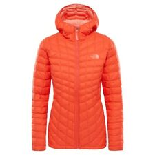 The North Face Thermoball Piumino Donna Rosso S (y3f)