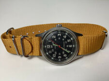 Timex J. Crew Military Weekender Style Men's Watch Limited Edition 12/24 NATO