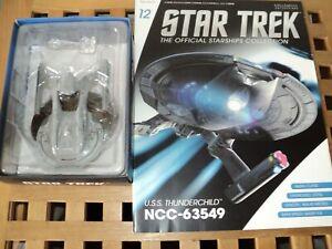 Eaglemoss Star Trek Starships Collection Voyager Deep Space 9 TNG Enterprise