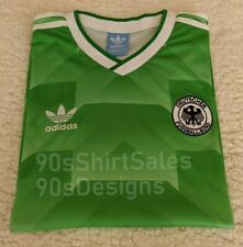 1990 West Germany away Italia World Cup retro football soccer shirt
