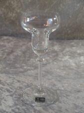 Spiegelau Kristallglas Glas Kerzenhalter Kerzenständer Kerzenleuchter 18 cm