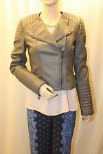 NEW BCBG MAX AZRIA MISTY MORNING BROCK JACKET DTQ4H990/S566W SZ XS