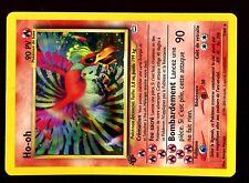 POKEMON NEO REVELATION 1ed HOLO N°  7/64 HO-OH