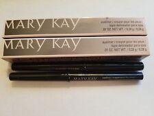 Lot of 2 Mary Kay MK BLACK Eye Liner PENCIL NIB Ships FREE